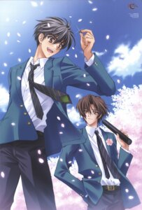 Rating: Safe Score: 6 Tags: carnelian crease katsuragi_takuto male messiah sasamori_ryouta screening User: charunetra