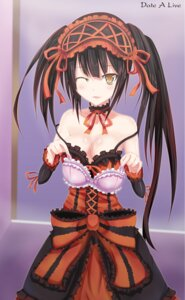 Rating: Questionable Score: 91 Tags: bra cleavage date_a_live gothic_lolita lolita_fashion seedkeng tokisaki_kurumi User: seedkeng