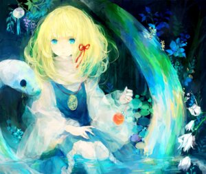 Rating: Safe Score: 22 Tags: juexing mishaguji moriya_suwako touhou User: Radioactive
