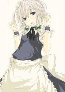 Rating: Safe Score: 10 Tags: izayoi_sakuya kitsune_no_jinja maid touhou User: charunetra