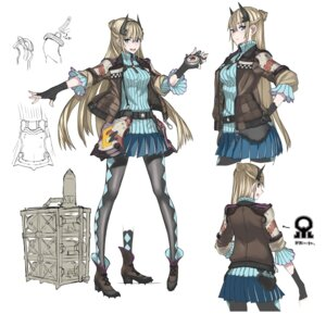 Rating: Safe Score: 27 Tags: character_design heels honjou_raita pantyhose rayleigh_miller sketch valkyria_chronicles_4 User: NotRadioactiveHonest