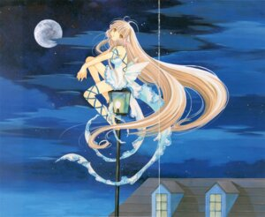Rating: Safe Score: 13 Tags: chii chobits clamp gap User: Aurelia