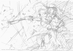 Rating: Safe Score: 8 Tags: monochrome sketch violet_evergarden violet_evergarden_(character) User: tuyenoaminhnhan