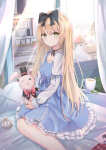Rating: Safe Score: 65 Tags: alice alice_in_wonderland dress touhourh User: Arsy