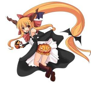 Rating: Safe Score: 5 Tags: halloween ibuki_suika mizuki_ryan_kakka touhou User: Shuugo