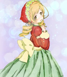 Rating: Safe Score: 20 Tags: abe_kanari dress puella_magi_madoka_magica tomoe_mami User: hobbito
