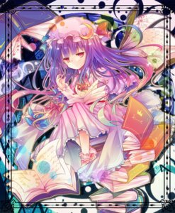 Rating: Safe Score: 18 Tags: jpeg_artifacts melonpan patchouli_knowledge touhou User: thfp