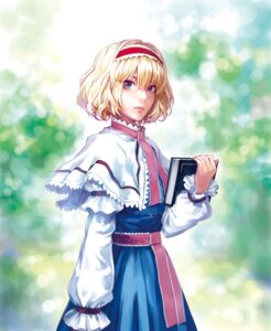 Rating: Safe Score: 5 Tags: alice_margatroid matsukichiii touhou User: Radioactive