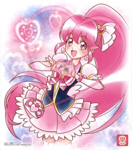 Rating: Safe Score: 4 Tags: aino_megumi happiness_charge_precure! pretty_cure tagme thighhighs User: drop
