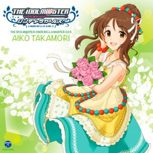Rating: Safe Score: 15 Tags: disc_cover dress takamori_aiko the_idolm@ster the_idolm@ster_cinderella_girls User: blooregardo