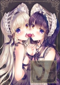 Rating: Questionable Score: 35 Tags: lonely_church suzunone_rena User: kiyoe