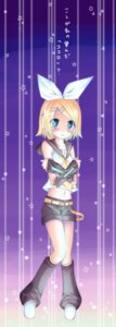 Rating: Safe Score: 11 Tags: kagamine_rin meiya_neon vocaloid User: charunetra