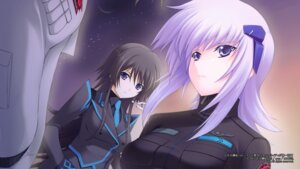 Rating: Safe Score: 14 Tags: cryska_barchenowa muvluv muvluv_alternative takamura_yui total_eclipse uniform wallpaper User: rakawa8492