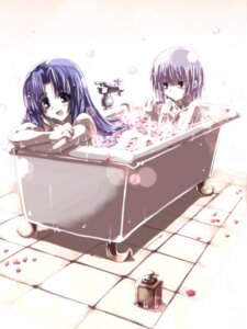 Rating: Questionable Score: 12 Tags: asakura_ryouko bathing nagato_yuki naked suzumiya_haruhi_no_yuuutsu tokyo User: Radioactive