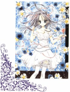 Rating: Safe Score: 3 Tags: full_moon_wo_sagashite garter kouyama_mitsuki screening tanemura_arina thighhighs User: syaoran-kun