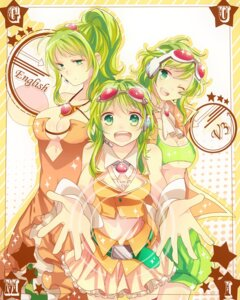 Rating: Questionable Score: 9 Tags: cleavage dress gumi matryoshka vocaloid User: animeprincess