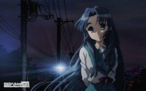 Rating: Safe Score: 10 Tags: asakura_ryouko seifuku suzumiya_haruhi_no_yuuutsu tagme wallpaper User: RyuZU
