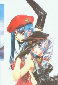 Rating: Safe Score: 9 Tags: chidori_kaname full_metal_panic shikidouji teletha_testarossa User: Feito
