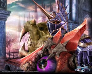 Rating: Safe Score: 5 Tags: armor cg monster namco nightmare soul_calibur sword wallpaper User: Wishmaster