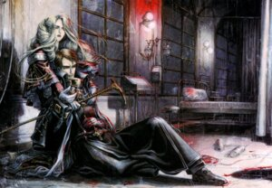 Rating: Safe Score: 3 Tags: caterina_sforza thores_shibamoto trinity_blood william_walter_wordsworth User: Radioactive