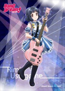 Rating: Safe Score: 13 Tags: bang_dream! guitar heels ushigome_rimi User: saemonnokami