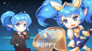 Rating: Safe Score: 13 Tags: animal_ears armor dakun league_of_legends poppy seifuku wallpaper weapon User: charunetra