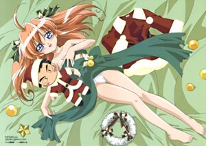 Rating: Questionable Score: 11 Tags: christmas iwaki_tomonori loli ooshima_miwa pantsu rizel rizelmine sheets underboob User: blooregardo
