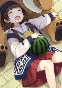Rating: Safe Score: 43 Tags: amayadori_machi japanese_clothes kumamiko mafu9 User: Mr_GT