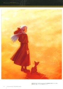 Rating: Safe Score: 7 Tags: len melty_blood takeuchi_takashi tsukihime type-moon User: fireattack