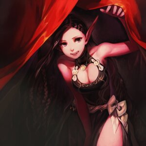 Rating: Safe Score: 39 Tags: cleavage dress elf jun_(seojh1029) pointy_ears User: Spidey