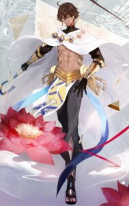 Rating: Safe Score: 12 Tags: fate/grand_order fate/prototype fate/prototype:_fragments_of_blue_and_silver fate/stay_night male moemoe3345 ramesses_ii rider_(fate/prototype_fragments) User: charunetra