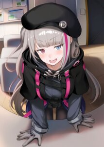 Rating: Safe Score: 32 Tags: girls_frontline heterochromia mdr_(girls_frontline) pantyhose tagme User: Mr_GT