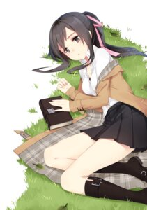 Rating: Safe Score: 52 Tags: bra maya_g seifuku User: Mr_GT