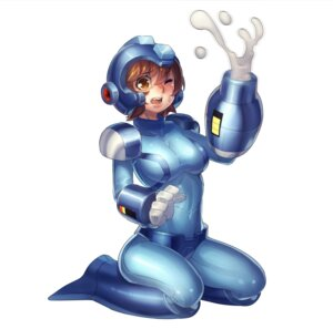 Rating: Questionable Score: 24 Tags: bodysuit fengmo genderswap rockman User: Radioactive