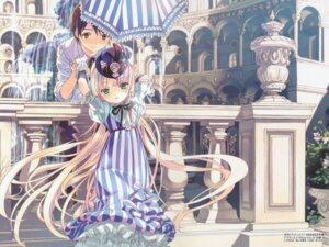 Rating: Safe Score: 34 Tags: fixed gosick kujo_kazuya lolita_fashion takeda_hinata victorica_de_broix User: petopeto