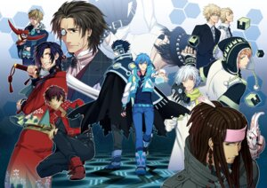 Rating: Safe Score: 5 Tags: akatsuki_tomato dramatical_murder male User: Riven