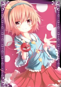 Rating: Safe Score: 13 Tags: komeiji_satori touhou umagenzin User: 椎名深夏
