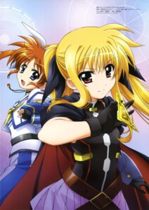 Rating: Safe Score: 26 Tags: fate_testarossa mahou_shoujo_lyrical_nanoha mahou_shoujo_lyrical_nanoha_a's mahou_shoujo_lyrical_nanoha_the_movie_2nd_a's okuda_yasuhiro takamachi_nanoha User: Radioactive