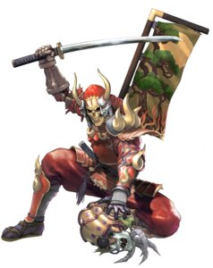 Rating: Safe Score: 6 Tags: armor male samurai soul_calibur soul_calibur_v sword weapon yoshimitsu User: Radioactive