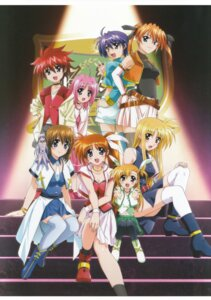 Rating: Safe Score: 11 Tags: caro_ru_lushe erio_mondial fate_testarossa heterochromia mahou_shoujo_lyrical_nanoha mahou_shoujo_lyrical_nanoha_strikers pantyhose reinforce_zwei subaru_nakajima takamachi_nanoha teana_lanster vivio yagami_hayate User: daemonaf2