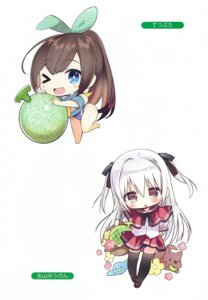 Rating: Questionable Score: 9 Tags: melonbooks nagayama_yuunon tagme tetsubuta User: abcdefh