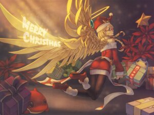 Rating: Safe Score: 24 Tags: ass christmas dress heels megane pantyhose rotix wallpaper wings User: Mr_GT