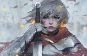 Rating: Safe Score: 33 Tags: armor blood guweiz sword User: Mr_GT