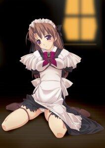 Rating: Questionable Score: 49 Tags: bondage heels maid murakami_suigun pantsu User: Radioactive
