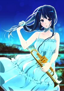 Rating: Safe Score: 96 Tags: dress hibike!_euphonium kousaka_reina madako summer_dress tagme User: hamasen205