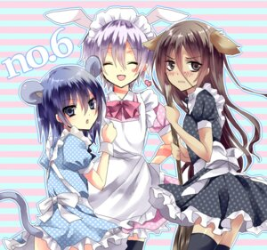 Rating: Safe Score: 25 Tags: animal_ears crossdress inukashi lyric nezumi no.6 shion_(no.6) tail trap User: Radioactive