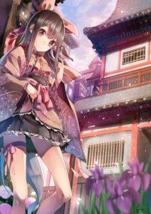 Rating: Safe Score: 59 Tags: garter japanese_clothes saraki User: Mr_GT