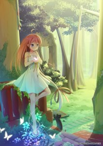 Rating: Safe Score: 49 Tags: dress nablack neko summer_dress User: NABLACK