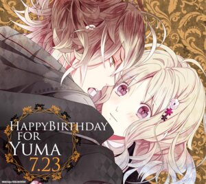 Rating: Safe Score: 5 Tags: diabolik_lovers komori_yui mukami_yuma satoi User: Black_sister