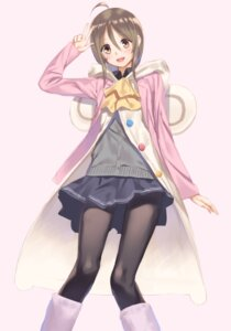 Rating: Safe Score: 29 Tags: aikawa_miyuu mikazuchi_zeus occultic;nine pantyhose seifuku User: Mr_GT